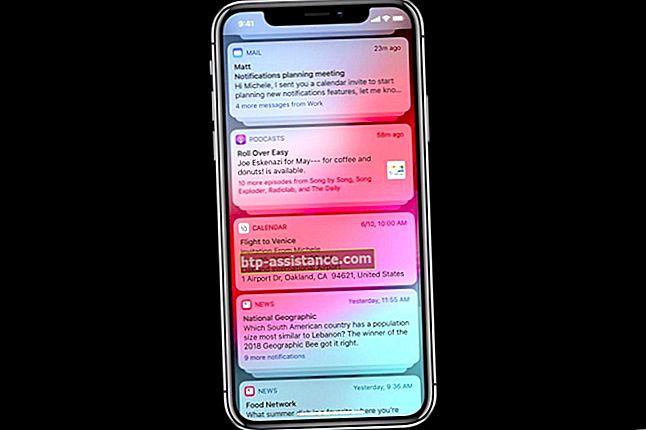 Come ricevere notifiche push sui tweet per iPhone