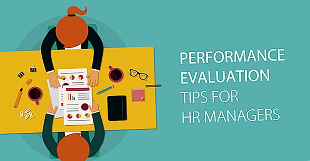 Come viene eseguita una valutazione dei dipendenti da parte delle risorse umane?