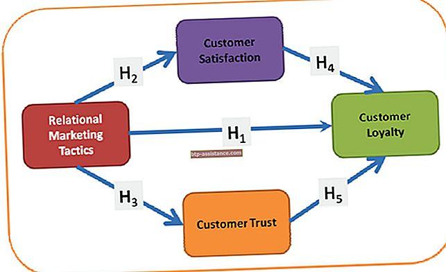 Teoria del servizio clienti