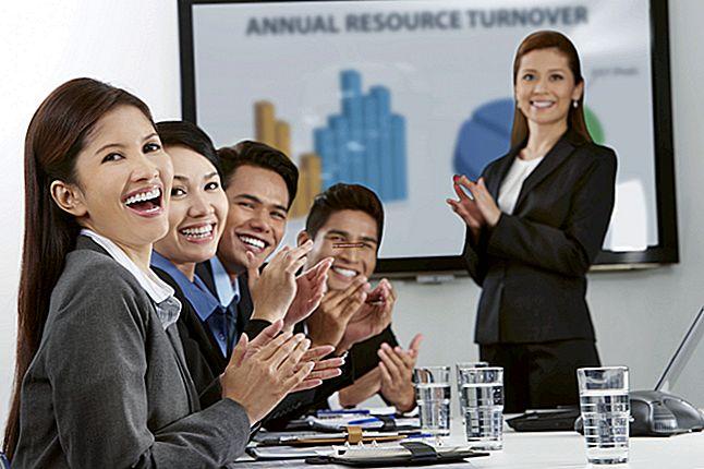 Cosa costituisce la soddisfazione dei dipendenti?