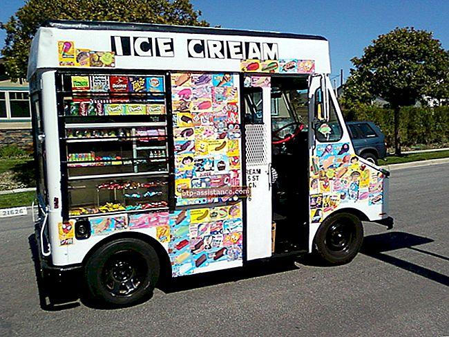 Informazioni sui camion dei gelati