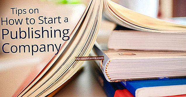 Come avviare una società di pubblicazione di libri
