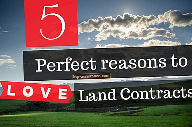 Vantaggi e svantaggi di un contratto di terra vs. Mutuo