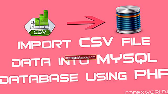 Come copiare dati da un database Web Web