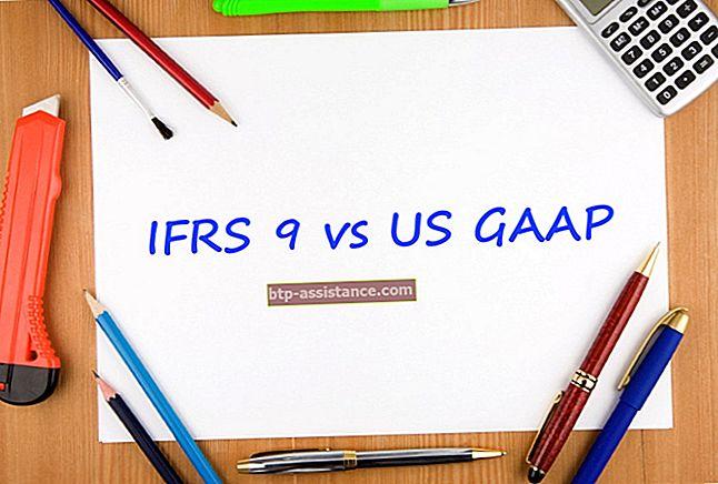 GAAP vs. IAS