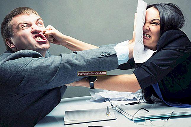 Cos'è il conflitto dal punto di vista del business?
