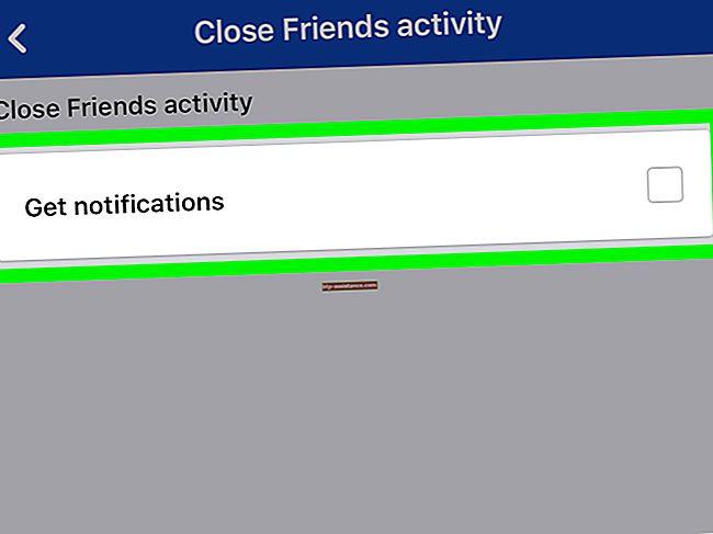 Come smettere di ricevere messaggi dagli amici su Facebook
