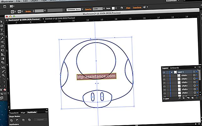 Come disperdere un simbolo su un tracciato in Illustrator