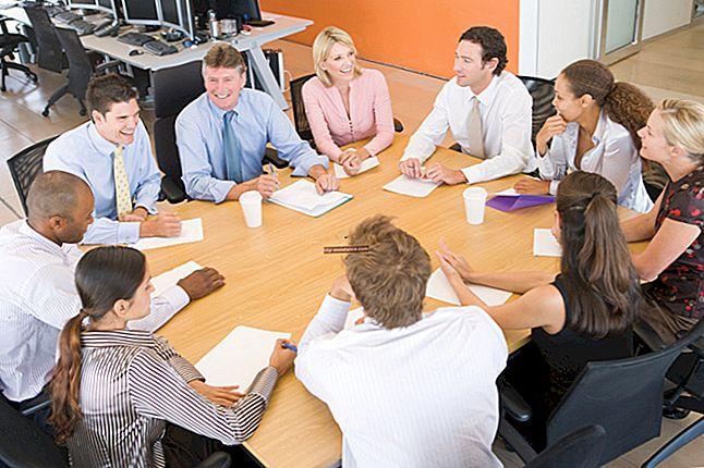 Lo scopo delle riunioni del focus group