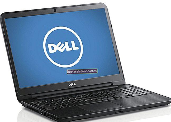 Specifiche del disco rigido per un Dell Inspiron 1200